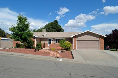 Farmington Single Family Home For Sale: 5702 Chaparral Avenue