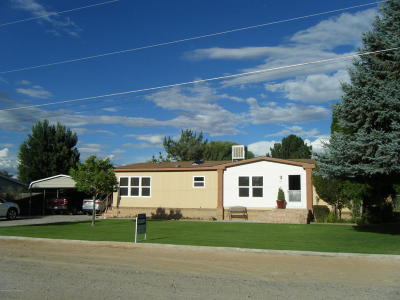 Bloomfield Manufactured Home For Sale: 10 Road 5023
