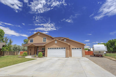 Single Family Home For Sale: 23 Road 6067