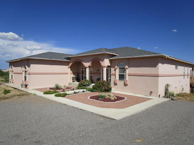 Single Family Home For Sale: 5201 Mesa Del Oso