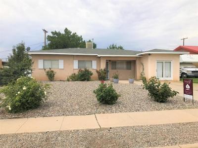 Farmington Single Family Home For Sale: 3603 Sierra Vista Drive