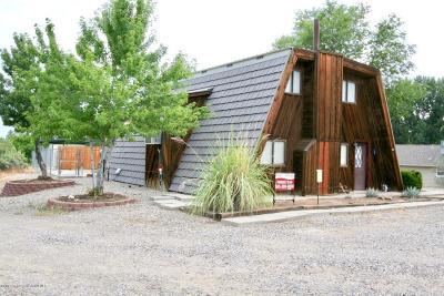 Aztec, Flora Vista Single Family Home For Sale: 530 E Blanco Street