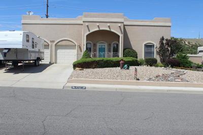 Single Family Home For Sale: 4760 Sunrise Circle