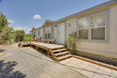 Aztec, Flora Vista Manufactured Home For Sale: 3 Road 2584