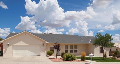 Farmington Single Family Home For Sale: 5602 Fawn Drive