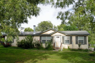 Bloomfield Manufactured Home For Sale: 12 Road 4760
