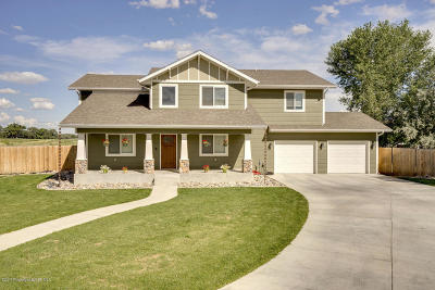 Single Family Home For Sale: 2 Road 6055