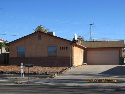 Single Family Home For Sale: 1812 E 23rd Street