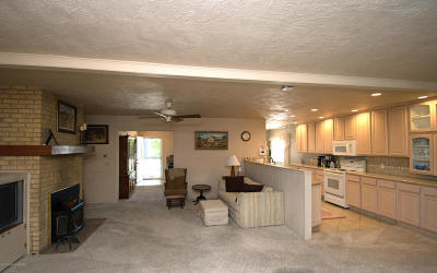 Single Family Home For Sale: 3309 N Sunset Avenue