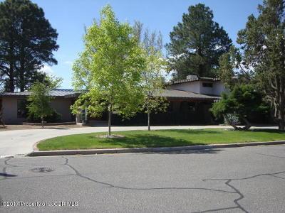 Farmington Single Family Home For Sale: 505 McDonald Road