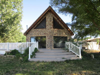Navajo Dam Single Family Home For Sale: 67 Road 4275