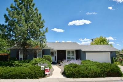 Single Family Home For Sale: 3900 San Medina Avenue