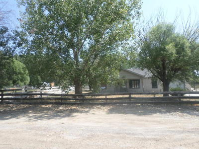 Aztec, Flora Vista Single Family Home For Sale: 45 Road 3494