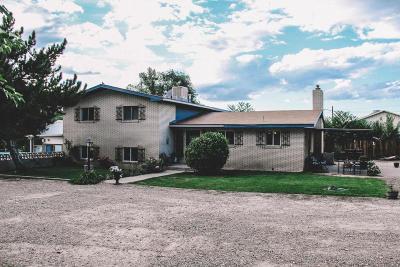 Farmington Single Family Home For Sale: 610 W Ross Street