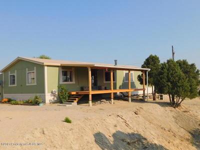 Aztec, Flora Vista Manufactured Home For Sale: 45 Road 2842
