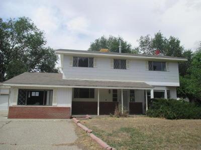 Aztec, Flora Vista Single Family Home For Sale: 53 Road 3500