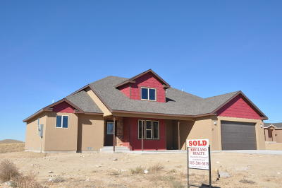 Fruitland, Kirtland Single Family Home For Sale: 27 Road 6669
