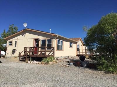 Aztec, Flora Vista Manufactured Home For Sale: 17 Road 3075