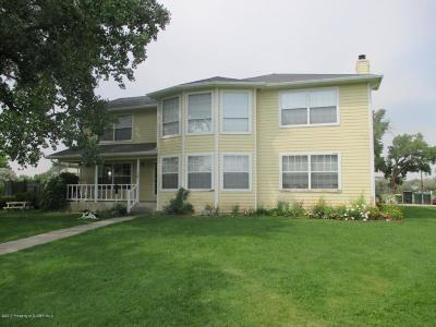 Single Family Home For Sale: 18 Road 3336