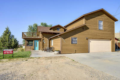 Single Family Home For Sale: 5301 Hood Mesa Trail