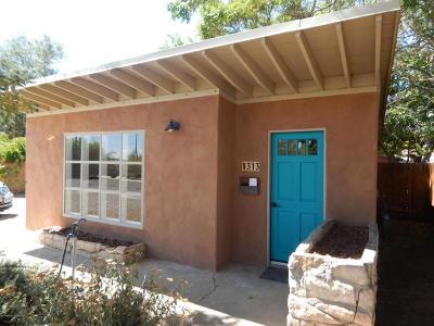 Farmington Single Family Home For Sale: 313 N Buena Vista Avenue