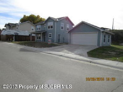 Aztec, Flora Vista Single Family Home For Sale: 106 Creekside Village Court