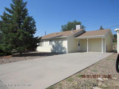 Aztec, Flora Vista Single Family Home For Sale: 403 Sunrise Court