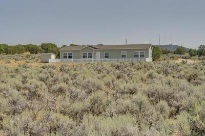 Aztec, Flora Vista Single Family Home For Sale: 62 Road 2581