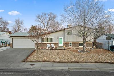 Farmington Single Family Home For Sale: 3008 Marquette