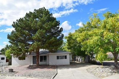 Farmington Single Family Home For Sale: 1207 N Orchard Avenue