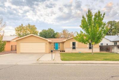 Farmington Single Family Home For Sale: 2900 Northwood Drive