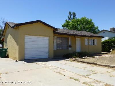 Farmington Single Family Home For Sale: 1103 N Orchard Avenue