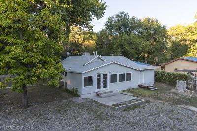 Farmington Single Family Home For Sale: 9 Road 5778