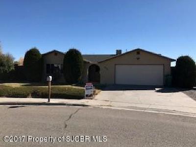 Farmington Single Family Home For Sale: 620 E 39th Place
