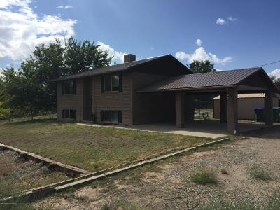 Farmington Single Family Home For Sale: 3220 English Road