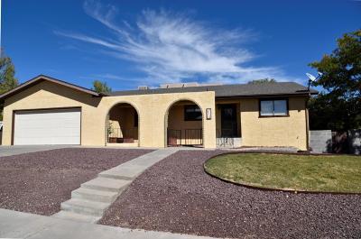 Farmington Single Family Home For Sale: 3902 Skyline Drive