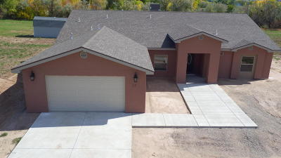 Aztec, Flora Vista Single Family Home For Sale: 13 Road 3215