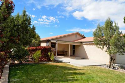 Farmington Single Family Home For Sale: 5525 Evergreen Drive