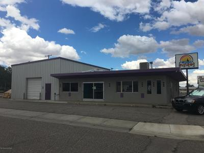 San Juan County Commercial For Sale: 712 E 20th Street