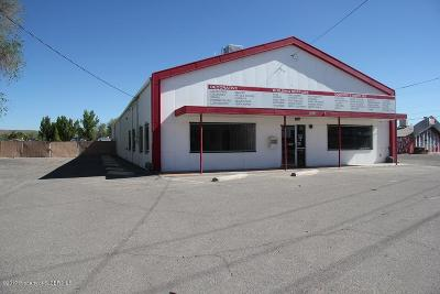 San Juan County Commercial For Sale: 2420 E Main Street