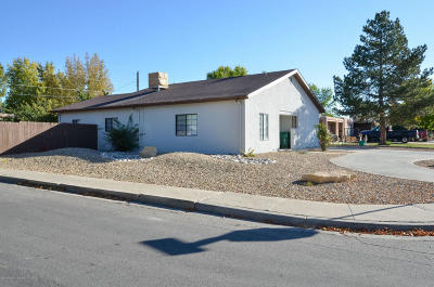 Farmington, Aztec, Bloomfield Single Family Home For Sale: 2300 E 10th Street