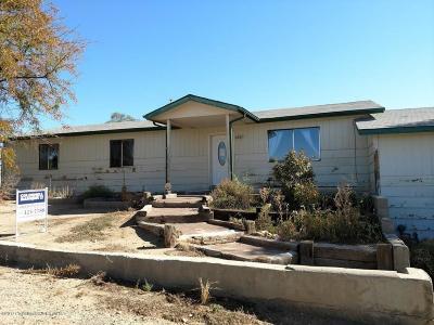 Farmington Single Family Home For Sale: 10 Road 5841