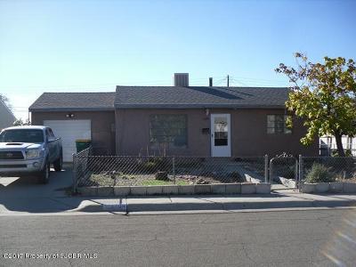 Farmington Single Family Home For Sale: 1305 N Lincoln Avenue
