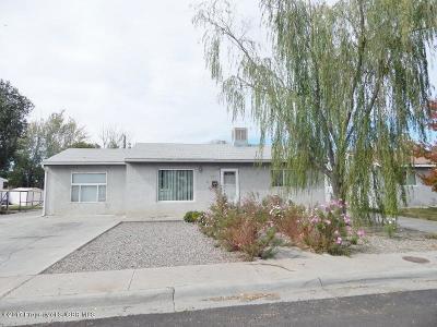 Farmington, Flora Vista Single Family Home For Sale: 1115 N Gladeview Drive