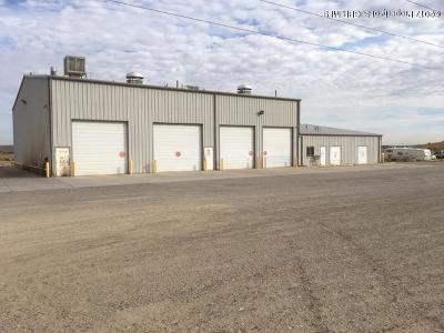 San Juan County Commercial For Sale: 2100 Bisti Hwy