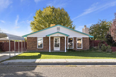 Single Family Home For Sale: 505 N 4th Street