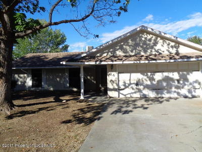 Bloomfield Single Family Home For Sale: 64 Road 5151