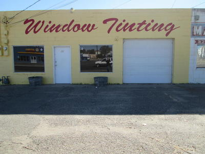 San Juan County Commercial For Sale: 437 E Broadway Avenue