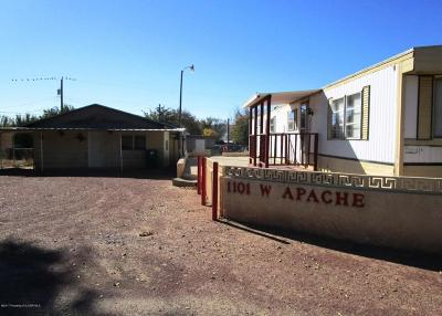 San Juan County Commercial For Sale: 1101 W Apache Street