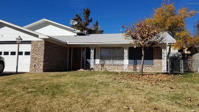 Farmington Single Family Home For Sale: 3107 Pontiac Drive